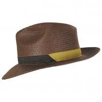 Rothney Raindura Straw Fedora Hat alternate view 7