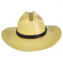 Fender Paycheck Toyo Straw Cowboy Hat alternate view 2