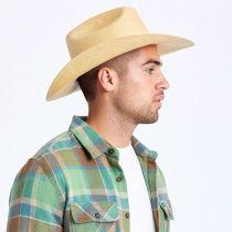 Fender Paycheck Toyo Straw Cowboy Hat alternate view 5
