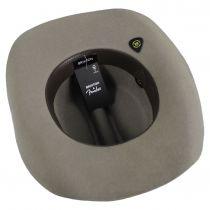 Fender Paycheck Wool Felt Cowboy Hat alternate view 4