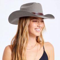 Fender Paycheck Wool Felt Cowboy Hat alternate view 5