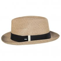 Ronit Toyo Straw Blend Trilby Fedora Hat alternate view 11