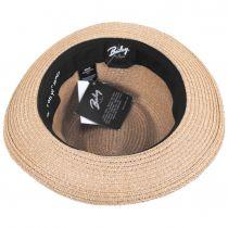 Ronit Toyo Straw Blend Trilby Fedora Hat alternate view 12