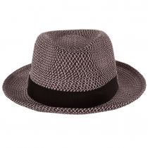 Ronit Toyo Straw Blend Trilby Fedora Hat alternate view 26