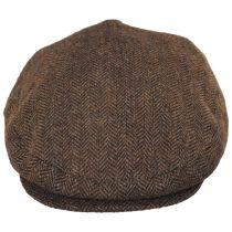 Bird Rock Herringbone Wool Blend Ivy Cap alternate view 2
