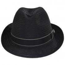 Oreille Cotton Blend Trilby Fedora Hat alternate view 2
