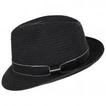 Oreille Cotton Blend Trilby Fedora Hat alternate view 3