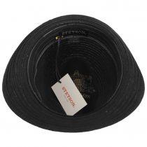 Oreille Cotton Blend Trilby Fedora Hat alternate view 4