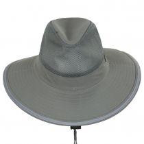 No Fly Zone Preserver HyperKewl Aussie Hat alternate view 2