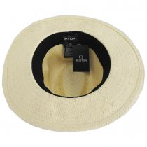 Passage Wheat Straw Fedora Hat alternate view 9