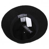 Black Terry Cloth Bermuda Casual Bucket Hat alternate view 8