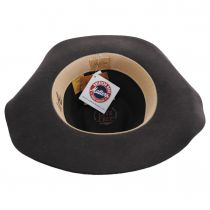 Covert Rollable LiteFelt Wool Western Hat alternate view 4