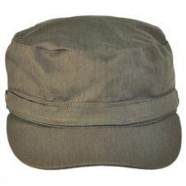 Herringbone Cotton Cadet Cap alternate view 42