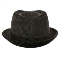 Corduroy C-Crown Trilby Fedora Hat alternate view 45