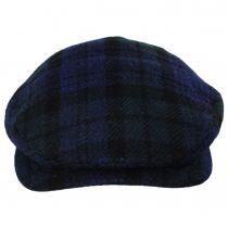 Macclare Plaid Wool Ivy Cap alternate view 2