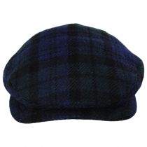 Macclare Plaid Wool Ivy Cap alternate view 6
