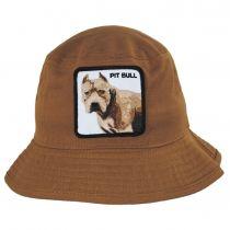 Pit Bull Cotton Bucket Hat alternate view 6