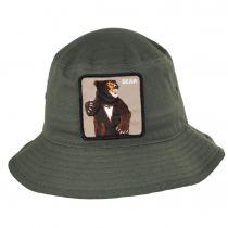 Bear Cotton Bucket Hat alternate view 2