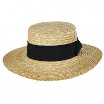Barca Milan Straw Boater Hat alternate view 6
