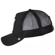Black Sheep Mesh Trucker Snapback Baseball Cap alternate view 3