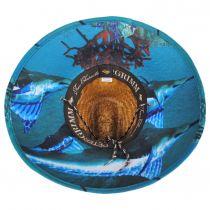 Marlin Coconut Straw Lifeguard Hat alternate view 4