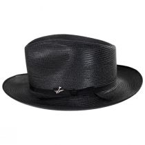 Stratoliner Milan Straw Fedora Hat alternate view 3
