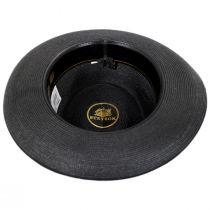 Stratoliner Milan Straw Fedora Hat alternate view 4
