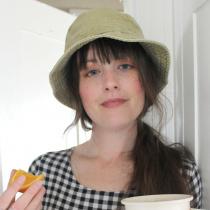 VHS Cotton Bucket Hat - Khaki alternate view 10