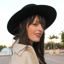 Made in the USA - Classics Wool Felt Bolero Hat alternate view 7