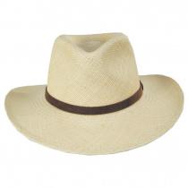 MJ Panama Straw Outback Hat alternate view 2