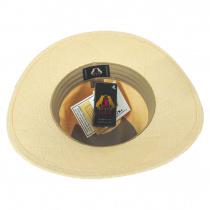 MJ Panama Straw Outback Hat alternate view 4
