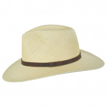 MJ Panama Straw Outback Hat alternate view 15