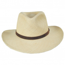 MJ Panama Straw Outback Hat alternate view 38