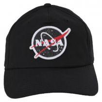 NASA Surplus Ripstop 5 Panel Mid Pro Cotton Snapback Baseball Cap alternate view 2