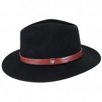 Messer Wool Felt Fedora Hat alternate view 21