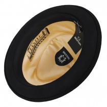 Stout Wool Felt Diamond Crown Fedora Hat alternate view 4