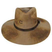 Lakota Distressed Wool Felt Western Hat alternate view 2