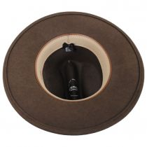 Mitchum Crushable Wool Felt Western Hat alternate view 4