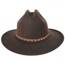 Mitchum Crushable Wool Felt Western Hat alternate view 6