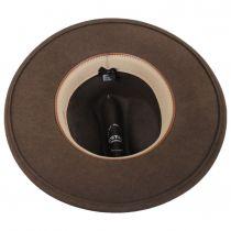 Mitchum Crushable Wool Felt Western Hat alternate view 12