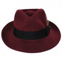 Pachuco Crushable Wool Felt Fedora Hat alternate view 20
