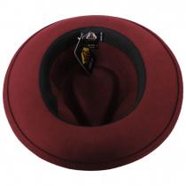 Pachuco Crushable Wool Felt Fedora Hat alternate view 22