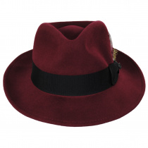 Pachuco Crushable Wool Felt Fedora Hat alternate view 50