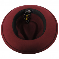 Pachuco Crushable Wool Felt Fedora Hat alternate view 65