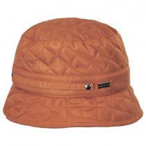 Quilted Nylon Rain Bucket Hat alternate view 4