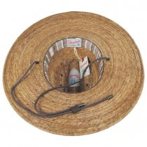 Monterrey Palm Straw Cattleman Western Hat alternate view 22