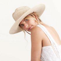 Monterrey Palm Straw Cattleman Western Hat alternate view 30