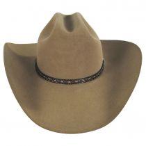 Ocho Rios 6X Fur Felt Cattleman Western Hat alternate view 6