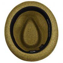 Billy Braided Toyo Straw Fedora Hat alternate view 9