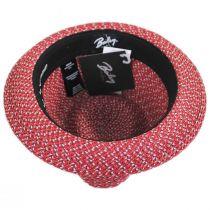 Mannes Poly Braid Fedora Hat alternate view 5